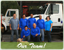 The Arborcare Crew group picture